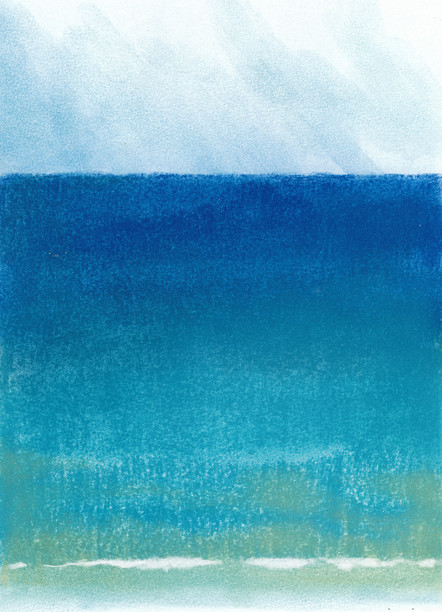 Blue Series #8