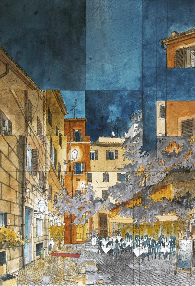 Rome Walks #1b