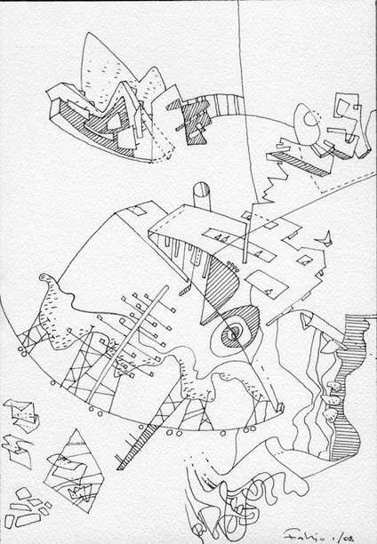 Architettonica _ Mapping Paths #7