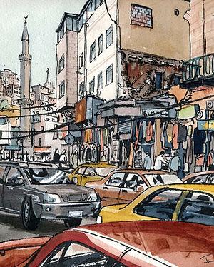 _ _ _Women of Jordan - Illustrations_Pag