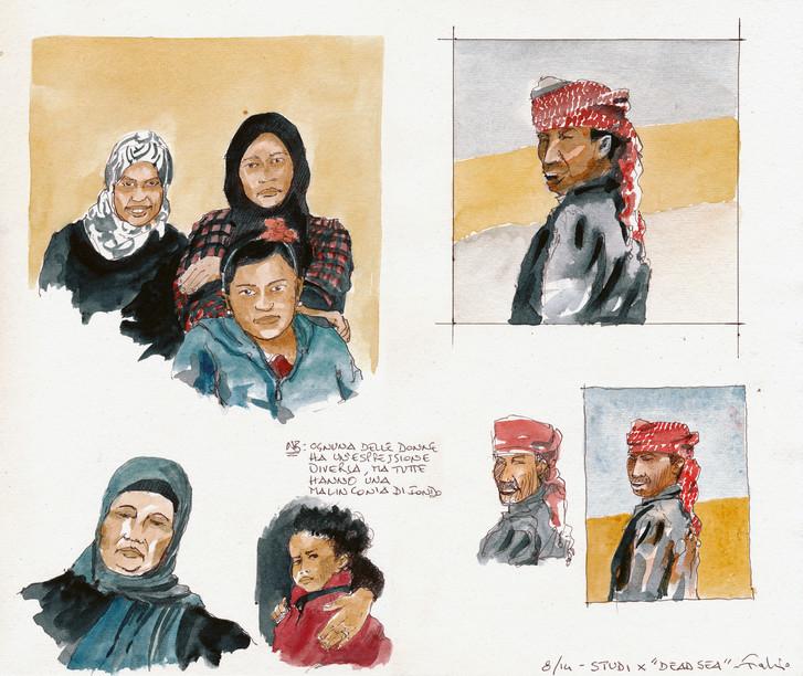 Women of Jordan #13