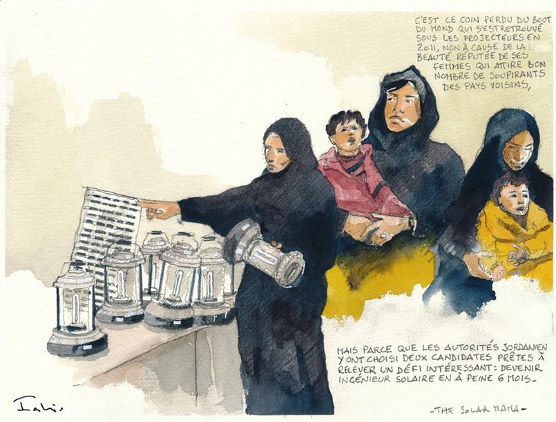Women of Jordan _ Solar Mama #4