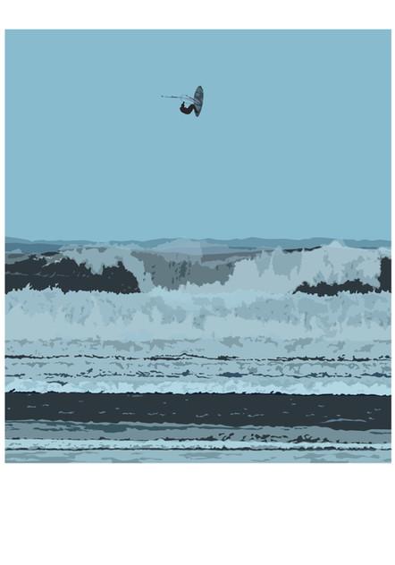 Sea #4 _ Surfin'