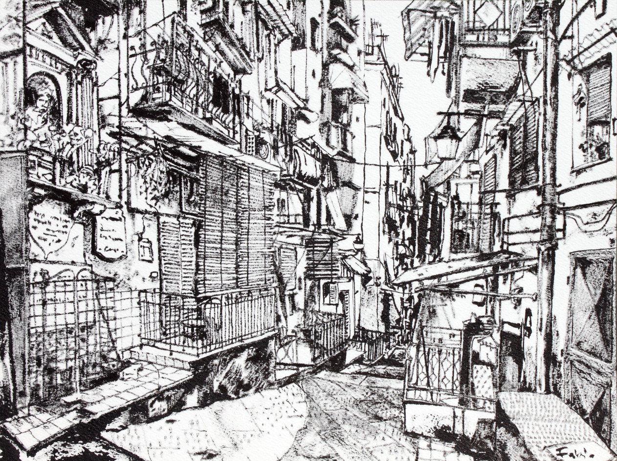 Quartieri Spagnoli #2