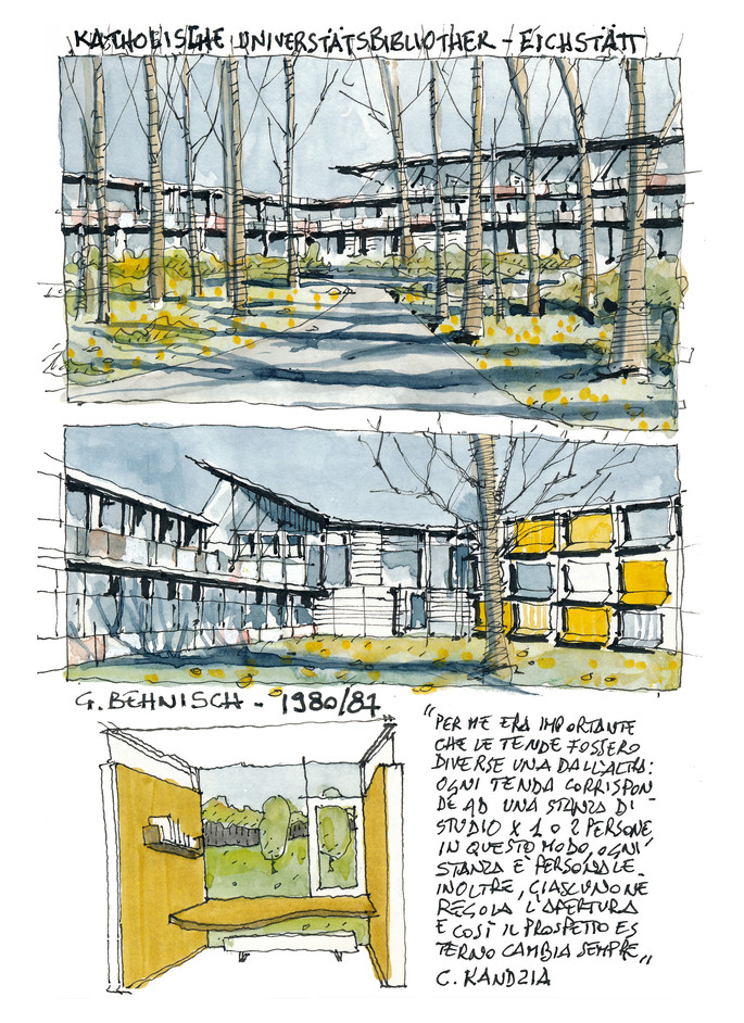 Eichstatt _ Katholische Universitatsbibliothek #7