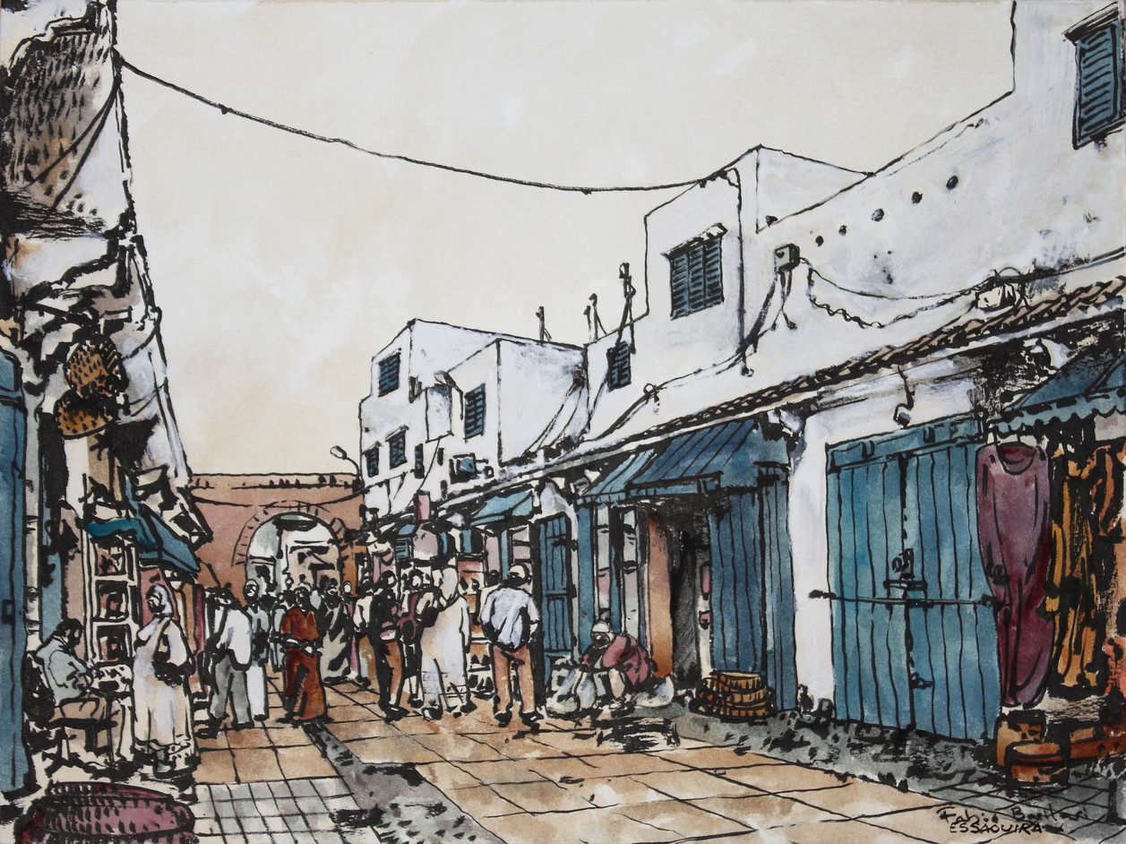Essaouira _ Medina #1