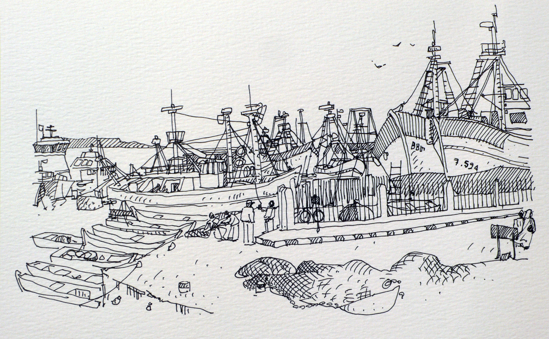 Essaouira Port #3