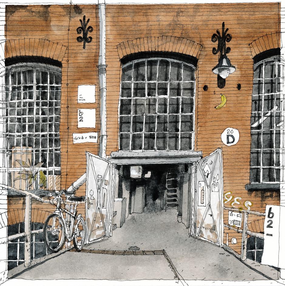Leipzig - Spinnerei Series _ #1