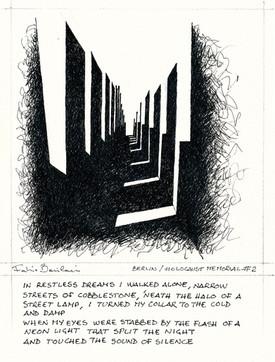 Berlin _ Holocaust Memorial #2