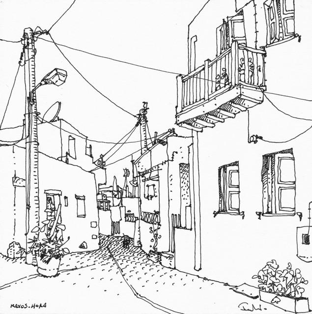 Cyclades Shots _ Naxos