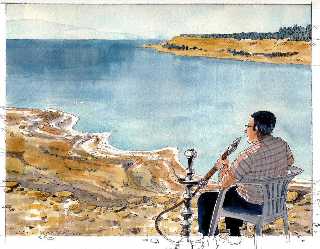 Jordan _ Dead Sea #6
