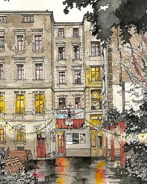 F Barilari - Berlin - Clarchens Ballhaus
