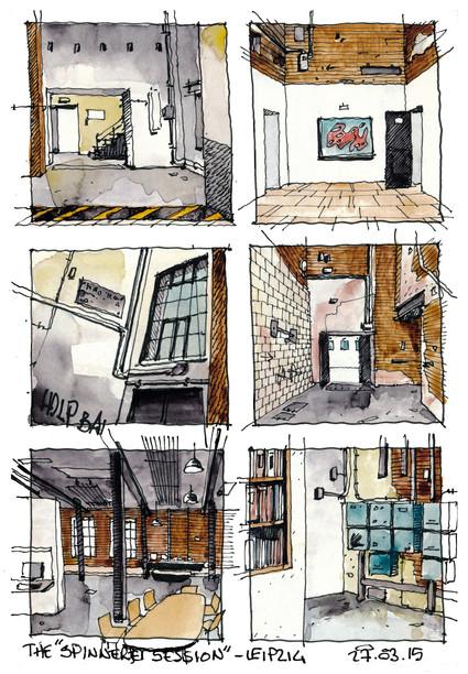 Leipzig - Spinnerei_2 | Sketches