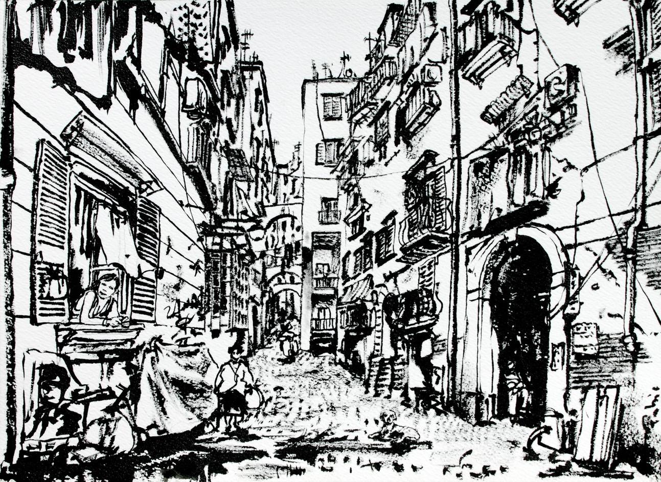 Quartieri Spagnoli #3