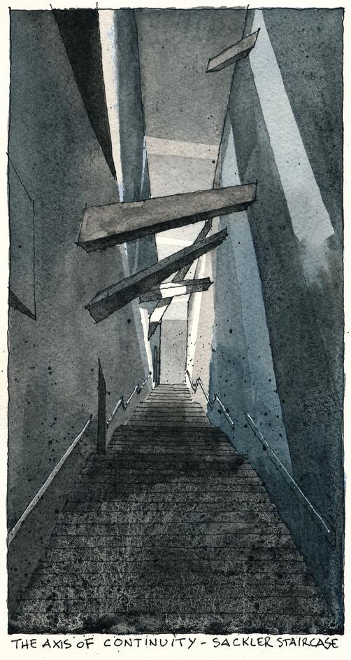 Berlin _ Sackler Staircase