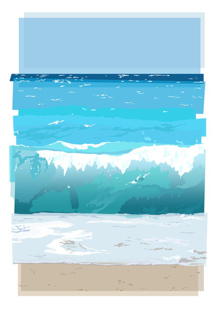 F Barilari - Sea #3