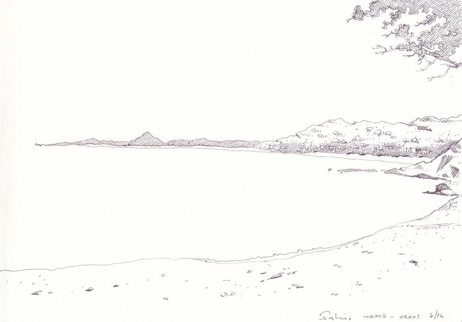 Cyclades Shots _ Naxos Beaches #4