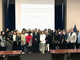 Alabama State Victim Assistance Academy
