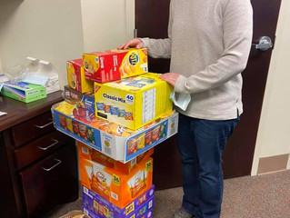 Snack Donations