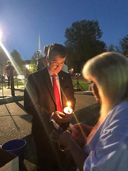 VOCAL Candlelight Vigil 2019