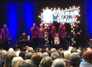 Ultimate Oldies Show a Success