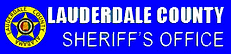 Lauderdale Co Sheriff Office Logo