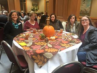 Volunteer Appreciation Luncheon 2018