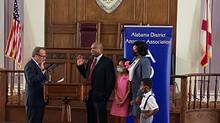 Alabama District Attorneys Association Swearing In Ceremony