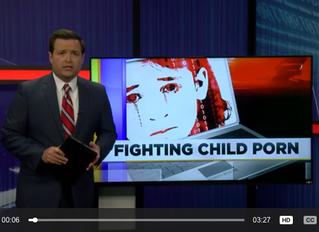WZDX Report on Child Pornography