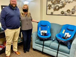 Car Seats Donated
