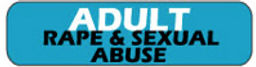 Adult Rape & Sexual Abuse