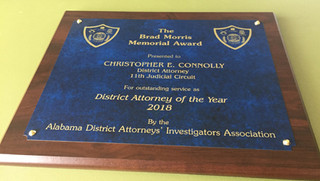 District Attorney of the Year Award