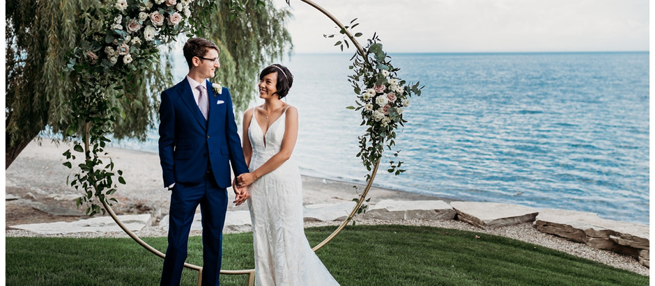 Hamilton Wedding Photographer - How to get the best photos at your backyard wedding