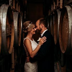 Alyson & Derek Wedding