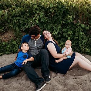 Breanna & Family