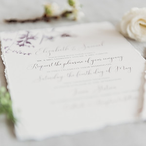 Ethereal Blossoms Styled Shoot
