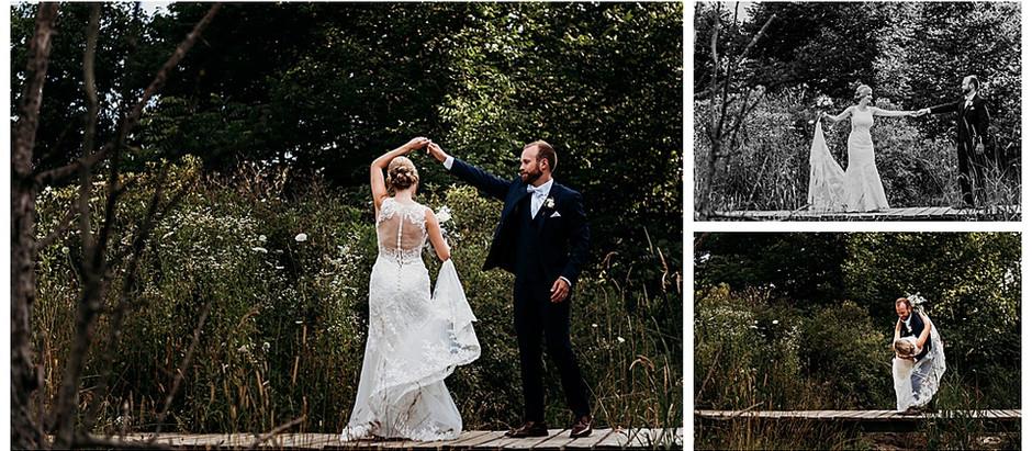 Hamilton Wedding Photographer - A classic summer vineyard wedding in Niagara