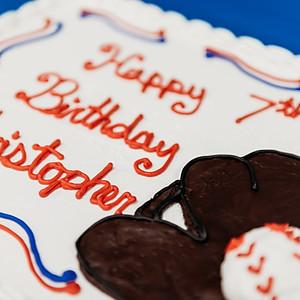Christopher's 7th Birthday