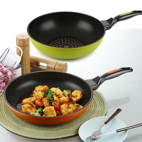 [Kitchen Art] Fry Pan & Wok