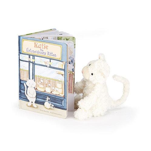 KATIE THE EXTRA ORDINARY KITTEN BOOK