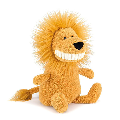 TOOTHY LION