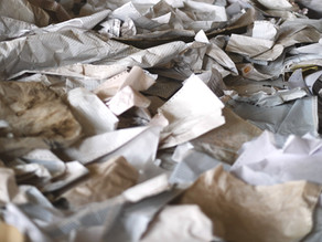Waste Paper: A Possible Solution for Sustainable Roads