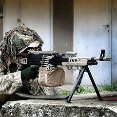CI-Law enforcement weapons
