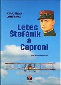 Stefanik a Caproni book.jpg