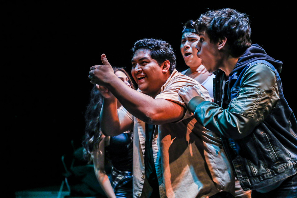 21 Chump Street - The Musical
