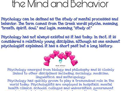 Exploring Psychology!