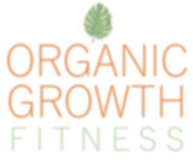 Organic Growh Fitness Logo