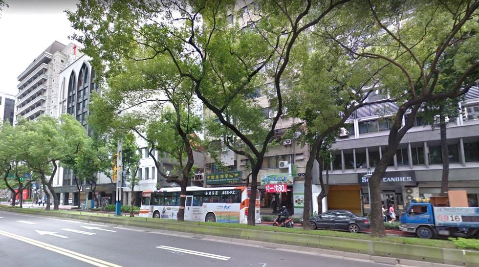 台北市中山區中山段3小段OO地號