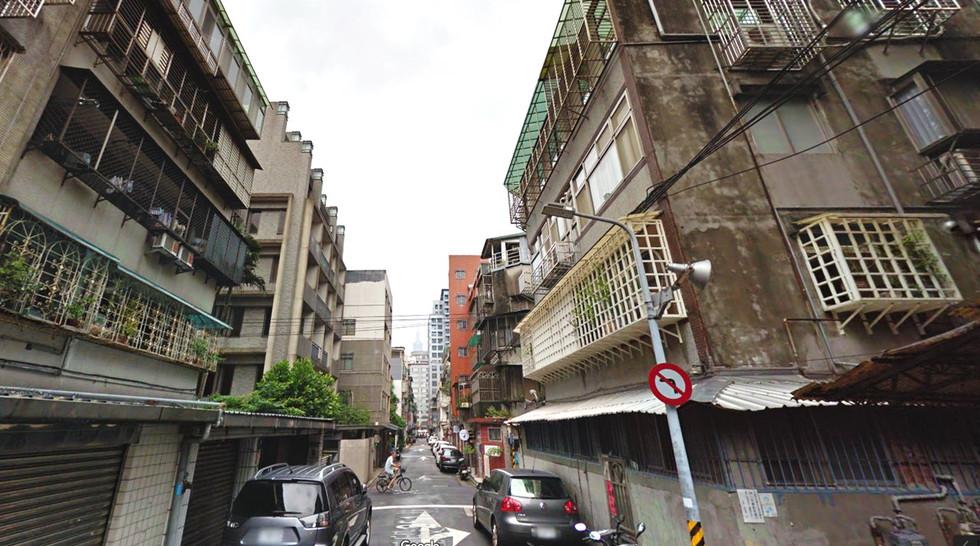 台北市松山區寶清段3小段OO地號