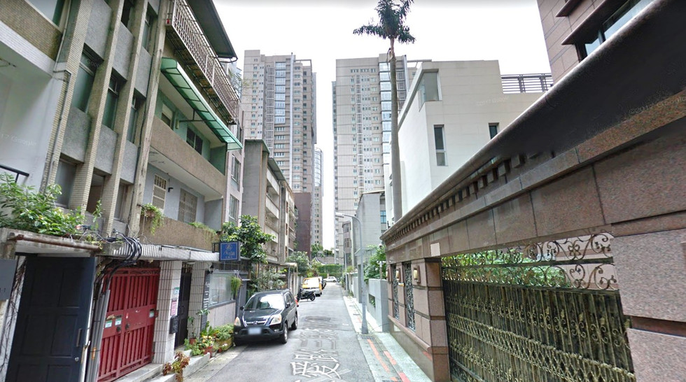 台北市大安區懷生段3小段OO等地號